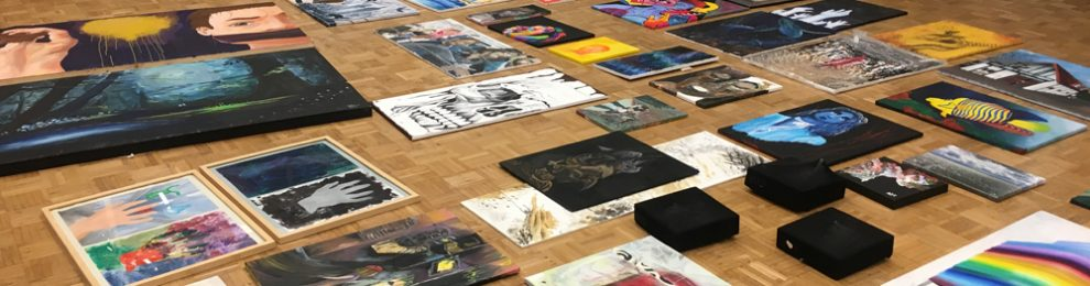 Marlene Rabe erhält den Yael Niemeyer Kunstpreis 2018